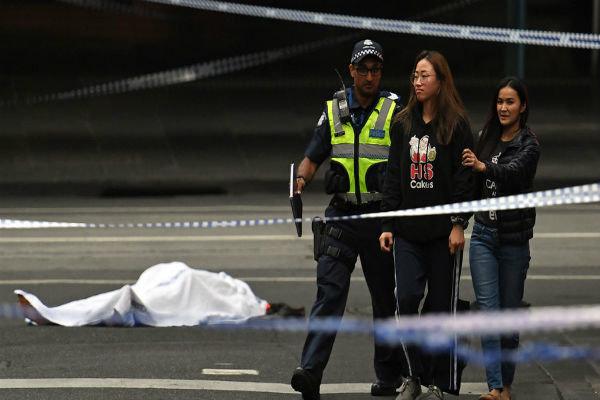 حمله با چاقو در ملبورن استرالیا ۱ کشته و ۳ زخمی بر جا گذاشت