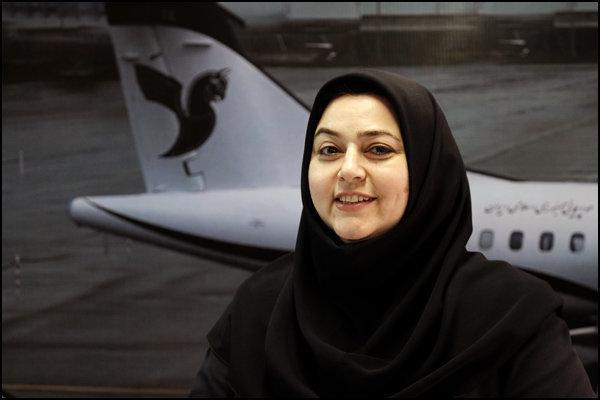 Iran Air flights to European destinations underway uninterruptedly