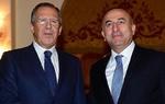Lavrov,Cavusoglu discuss holding new Astana meeting on Syria