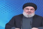 US sanctions hampering Lebanese economy: Nasrallah