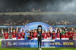 """احتفال نادي """"كاشيما"""" الياباني بإحرازه عنوان بطولة آسيا للأندية / صور"""