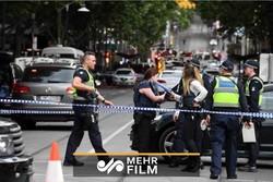 فلم/ میلبورن میں دہشت گردانہ حملے کی جدید تصویریں