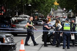 VIDEO: Witness footage captures Melbourne attack