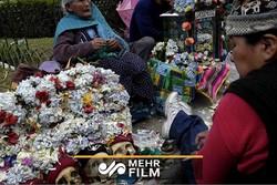 برگزاری جشنواره جمجمه در بولیوی