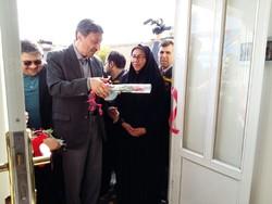 افتتاح ۲۰۰۰ واحد مسکونی مددجویان زلزلهزده کمیته امداد