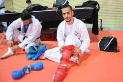 هامون درفشی پور روی سکوی سوم جهان/ تعداد مدالهای ایران به ۵ رسید
