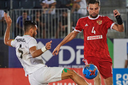 VIDEO: Iran vs Russia at final of Beach Soccer Intl. Cup