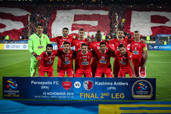 Persepolis vs Kashima Antlers at ACL final