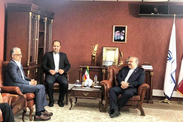 سلطانیفر با رئیس AFC دیدار کرد