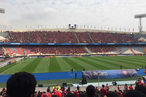 فروش کامل بلیت دیدار تیمهای پرسپولیس و سپاهان