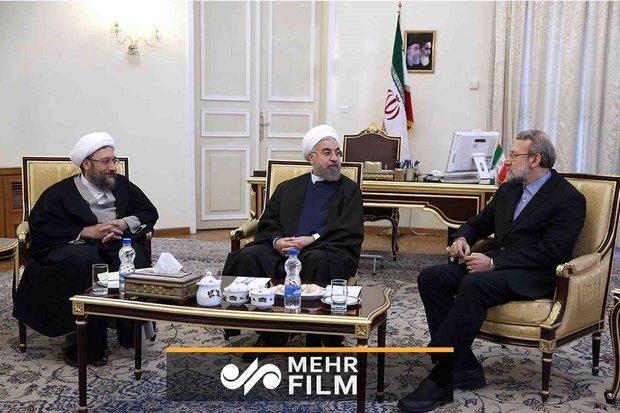 فلم/ امریکی اقتصادی پابندیاں ایرانی عوام کے خلاف ہیں