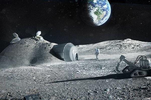روسیه در ماه مقر فضایی میسازد