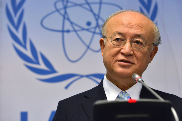 IAEA's Amano says Iran is living up to nuclear deal