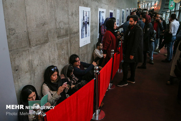 35th Tehran Intl. Short Film Festival at a glance