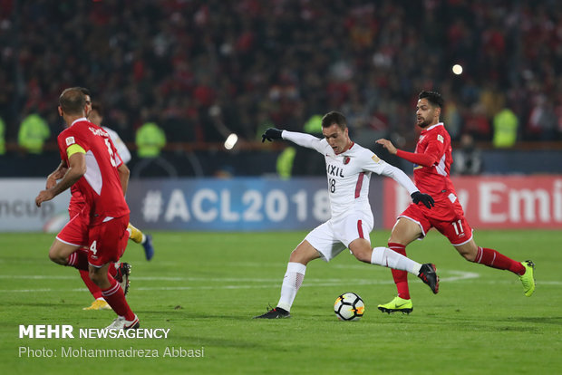 Iran's Perspolis finishes vice champion at AFC Champions League