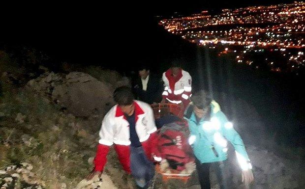 مرگ جوان کرمانشاهی بر اثر سقوط از ارتفاعات پارک کوهستان