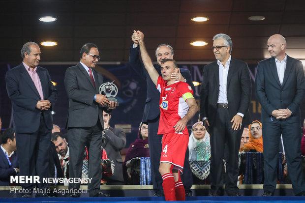 رئیس کمیته مسابقات AFC پاسخ ابهام باشگاه پرسپولیس را داد