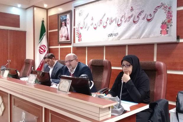 شورای شهر اراک از مدال آوران اراکی مسابقات پاراآسیایی تقدیر کرد