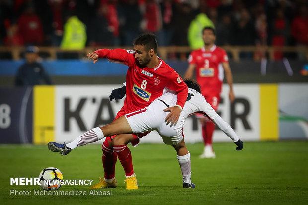 Persepolis vs Kashima Antlers at ACL final