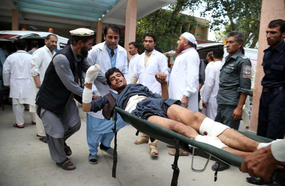 Casualties in Afghan polls highest ever' - Tehran Times