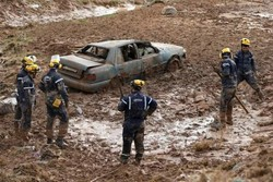 اردن میں سیلاب سے12 افراد ہلاک