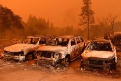 کیلیفورنیا میں آگ کے نتیجے میں ہلاک ہونے والوں کی تعداد 44 ہو گئی
