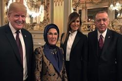 ترامب وأردوغان ناقشا الرد على قتل خاشقجي في باريس