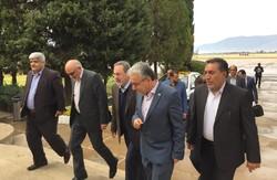 وزیر آموزش و پرورش وارد شیراز شد