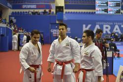 تیم کاتا ایران ترکیه را شکست داد/ نخستین برنز جهان برای کاتاروها