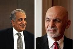 امریکی نمائندے کی کابل میں افغان صدر سے ملاقات