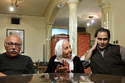 پیکر «مامان اتی» تشییع شد/ برگزاری مراسم ختم در روز سهشنبه