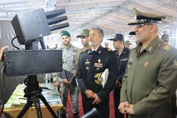 """افتتاح معرض """"التهديدات الدفاعية والعسكرية الحديثة"""""""