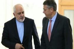 وزیر امور خارجه سابق آلمان با ظریف دیدار کرد