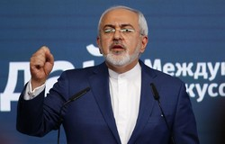Iran engaged in US-initiated cyber war, says Zarif