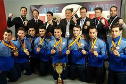 شاهکار مردان کاراته ایران در سرزمین ماتادورها/ هتتریک طلایی شاگردان هروی