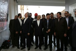مونسان از روند اجرای موزه منطقه ای غرب کشور در همدان بازدید کرد