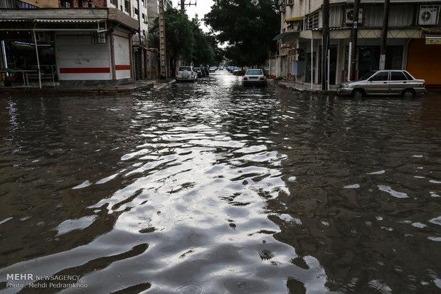 هشدار مدیریت بحران خوزستان درخصوص شرایط جوی