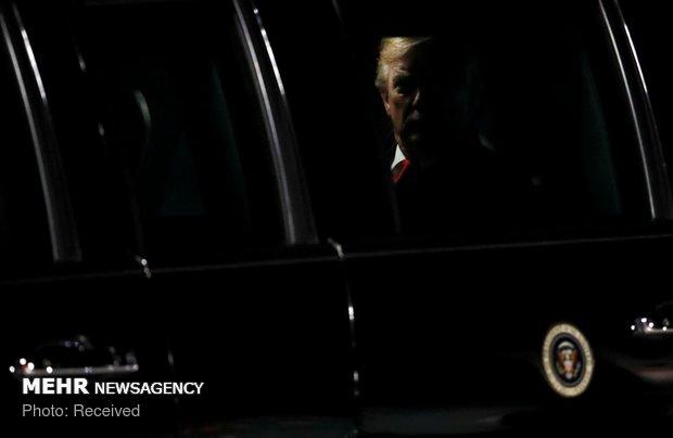 سفر ترامپ به پاریس