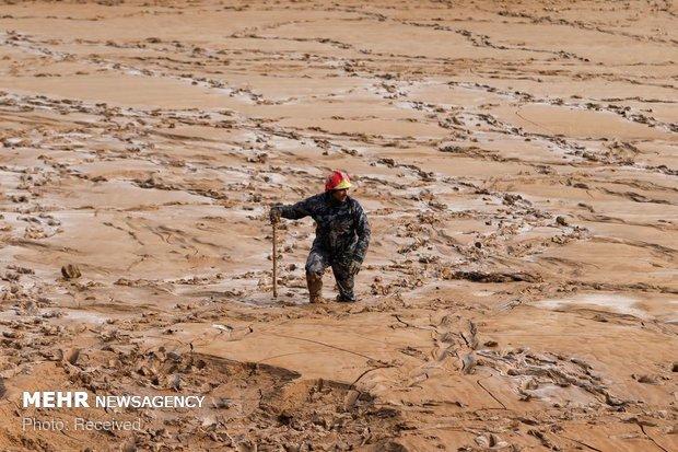 تلفات سیل در اردن
