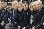 گفتوگۆی میوانەکانی پاریس سەبارەت بە ئێران، کۆریای باکوور، سووریا و عەرەبستان