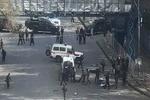 وقوع انفجاروتیراندازی درکابل/ ۸نیروی امنیتی کشته شدند