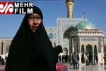 فلم/ تھائی لینڈ کی تازہ مسلمان طالبہ کی حرم رضوی میں درخواست