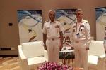 Iran, India navy commanders hold talks in Kochi