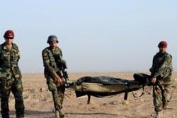 بیش از ۴۰ نظامی افغانستانی در «فراه» کشته شدند