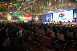 سومین اجلاسیه کنگره سه هزار شهید در قزوین آغاز شد
