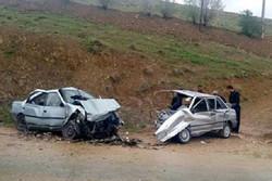 سوانح جاده ای در استان مرکزی ۲ تن را به کام مرگ فرستاد