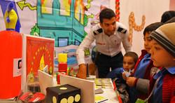 حضور سازمان آتشنشانی در بخش ترویجی جشنواره اسباببازی