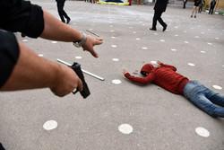 مناورات الدفاع المدني في مدينة مشهد / صور