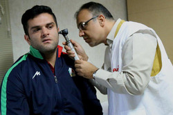 پیگیری آسیبدیدگی محمدرضا براری در فدراسیون پزشکی ورزشی