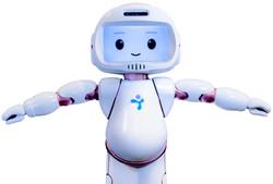 رباتی که اضطراب کودکان را کم می کند